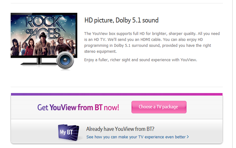 Youview DD