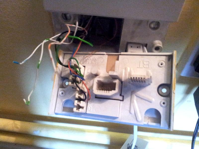 Help Needed With Master Socket Wiring, Bt Phone Socket Wiring Diagram