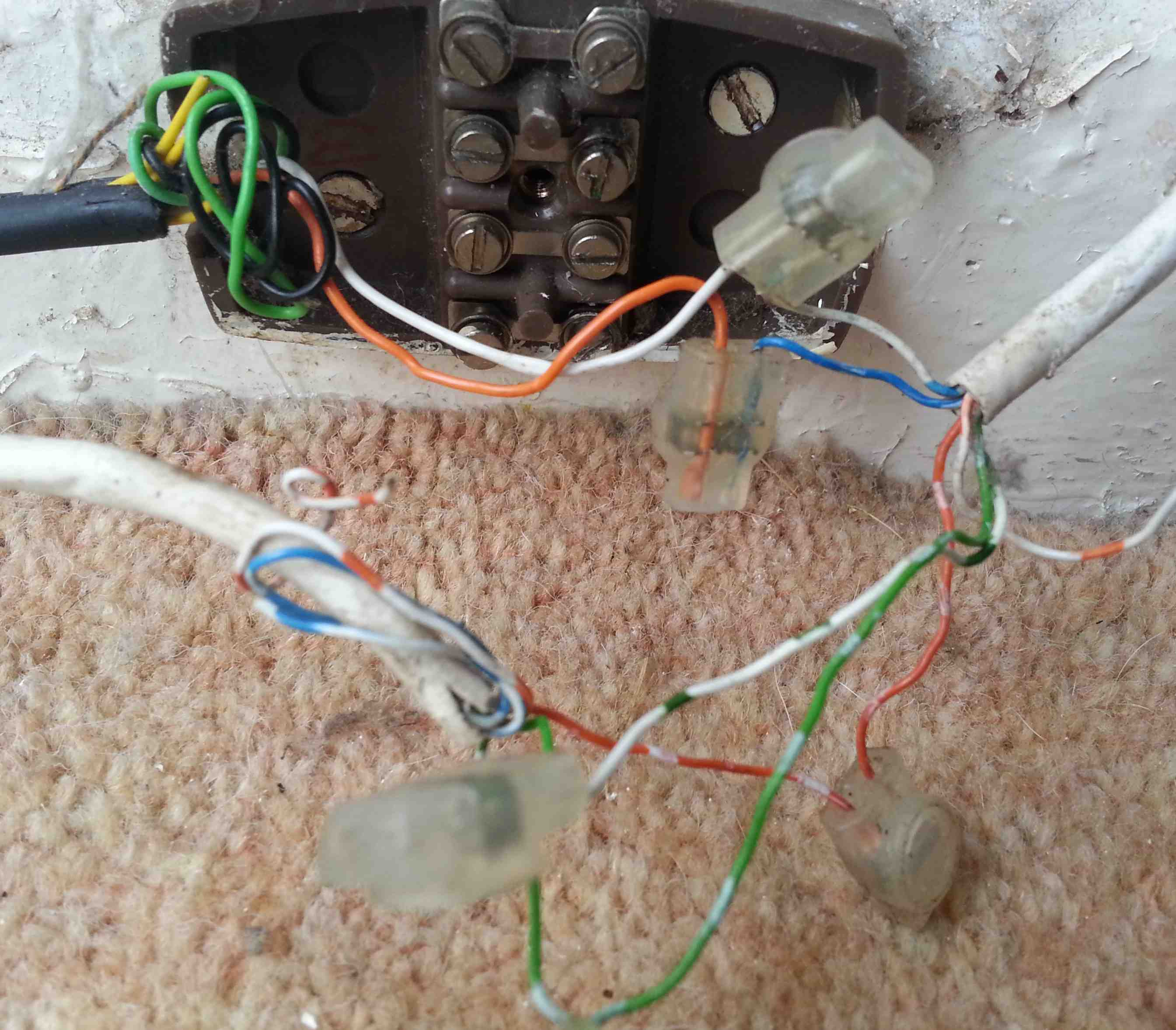 Home Telephone Wiring Junction Box - Wiring Diagram Perfomance on