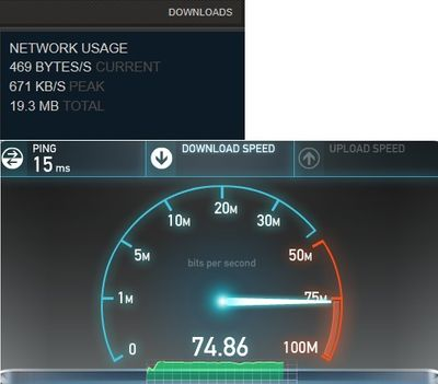 Download speed goes from fast to slow  - BT Community