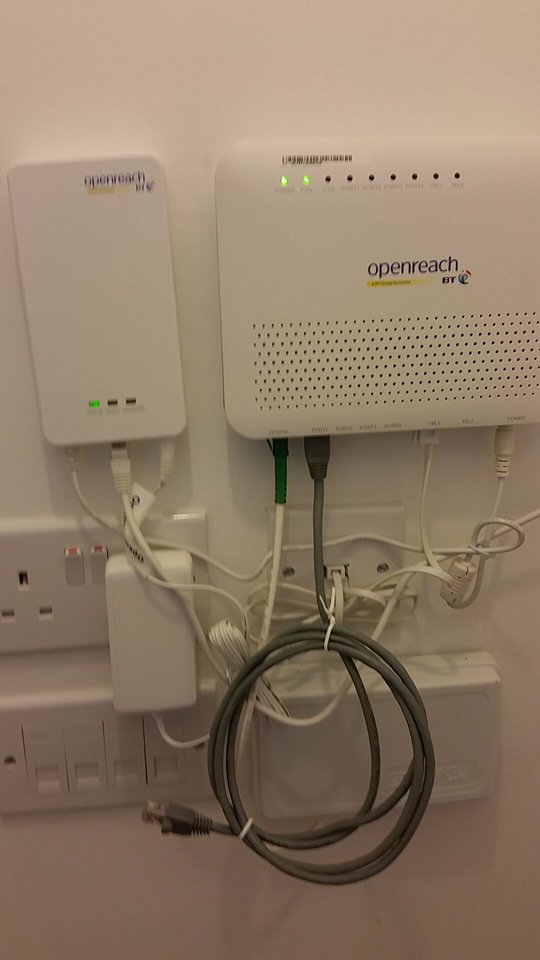 Solved: BT Unlimited Infinity 1 FTTP Alternative Router - BT
