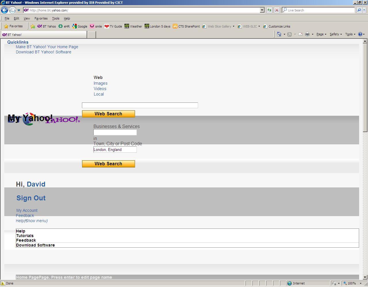 5 Ways to Make Yahoo Your Homepage - wikiHow
