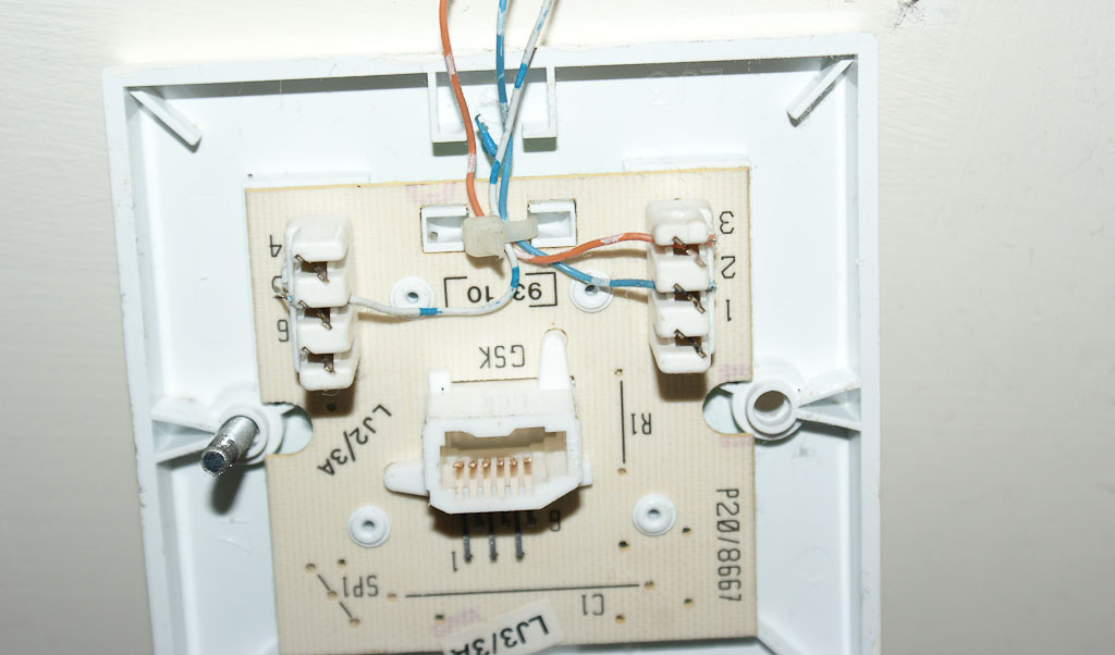 Bt Master Socket Wiring Colours - Wiring Solutions