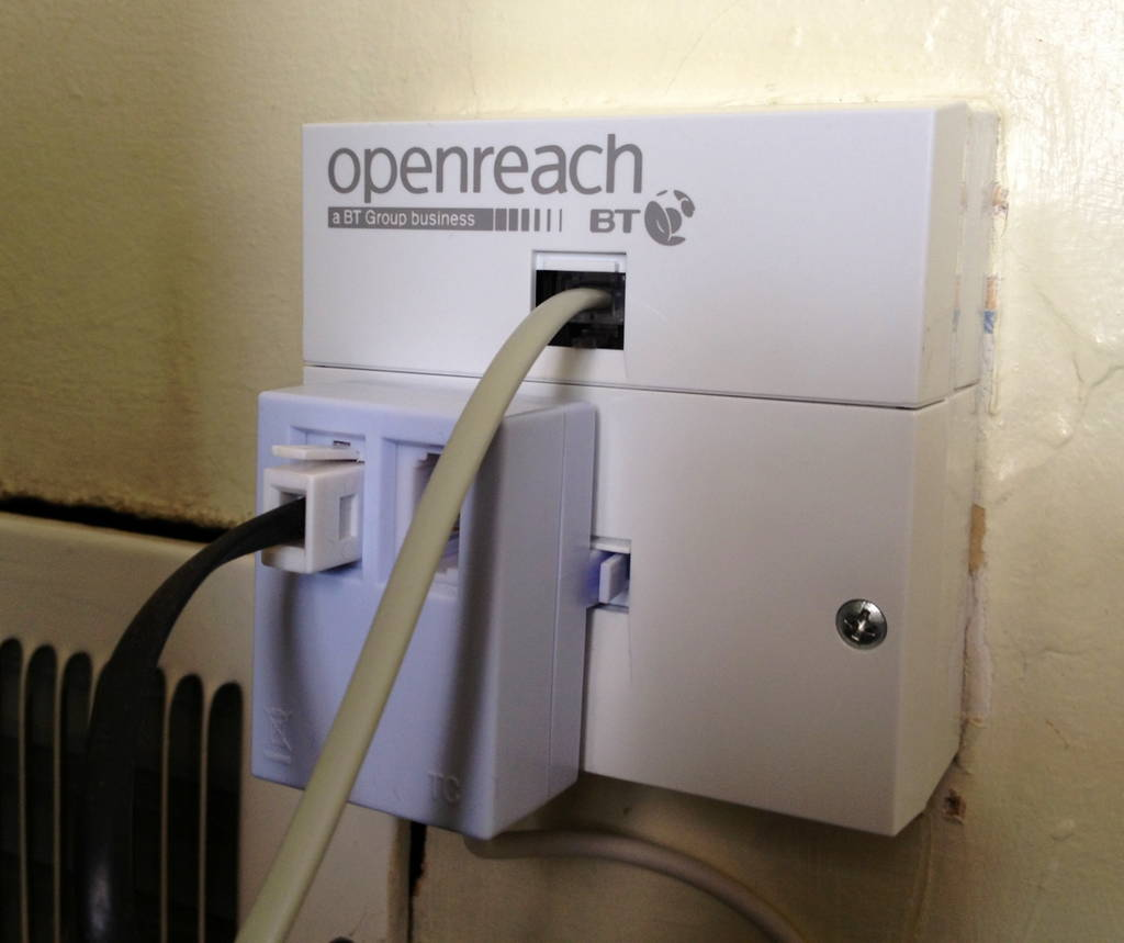 faulty bt master socket callout charge bt community rh community bt com Outlet Wiring openreach nte5 master socket wiring
