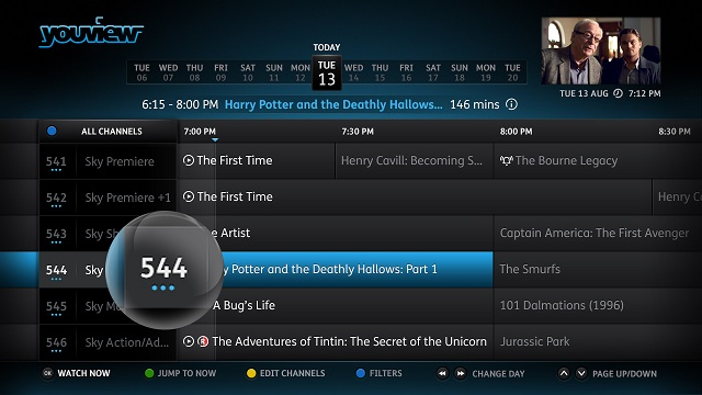 updated 25 11 new software update rolling out to bt community rh community bt com YouView TV BT Vision