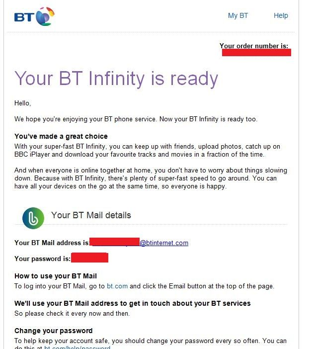 how to set up bt mail on outlook