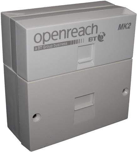 openreach master socket mk1 or mk2  btcare community forums Tae Connector Telephone Jack Box