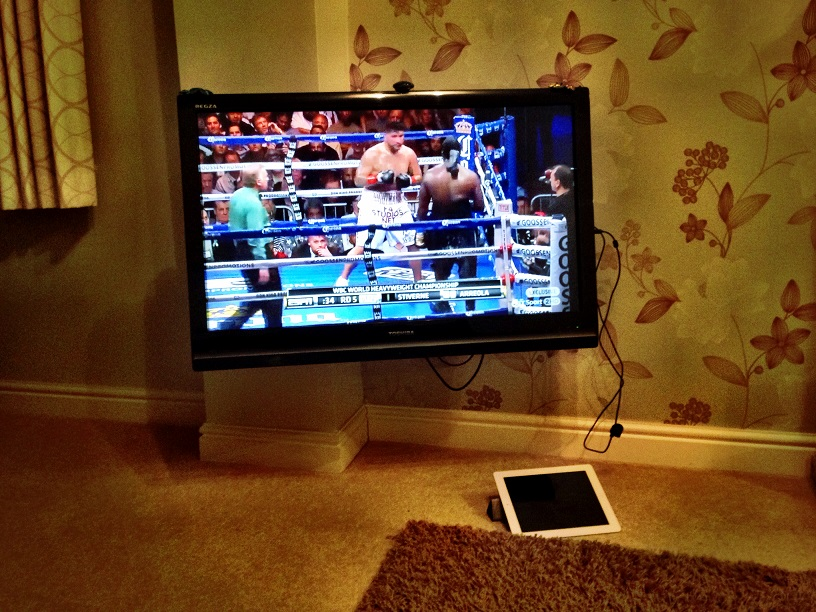 can you chromecast bt sport app