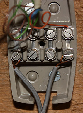 old phone line wiring wiring diagram portal u2022 rh graphiko co DSL Wiring Colors Telephone Wall Jack Wiring Diagram