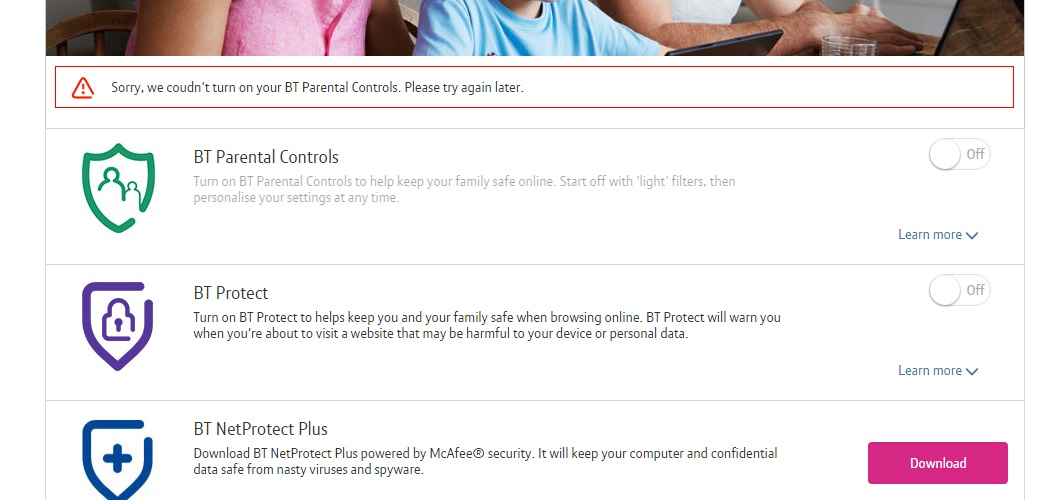 how to turn on parental controls