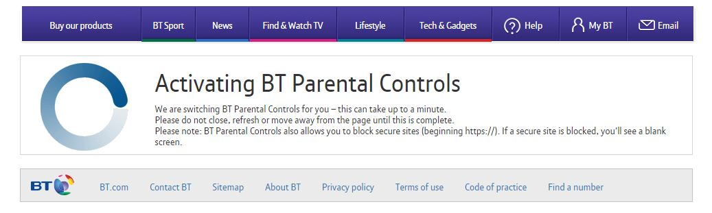 how to turn off parental controls