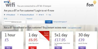 Register for BT Wi-fi. All BT Broadband customers get free, unlimited wi-fi. In order to use BT Wi-fi, your BT home hub needs to be opted in to share a small portion of your home broadband with other members of the BT Wi-fi community. This is what creates a wi-fi network for .