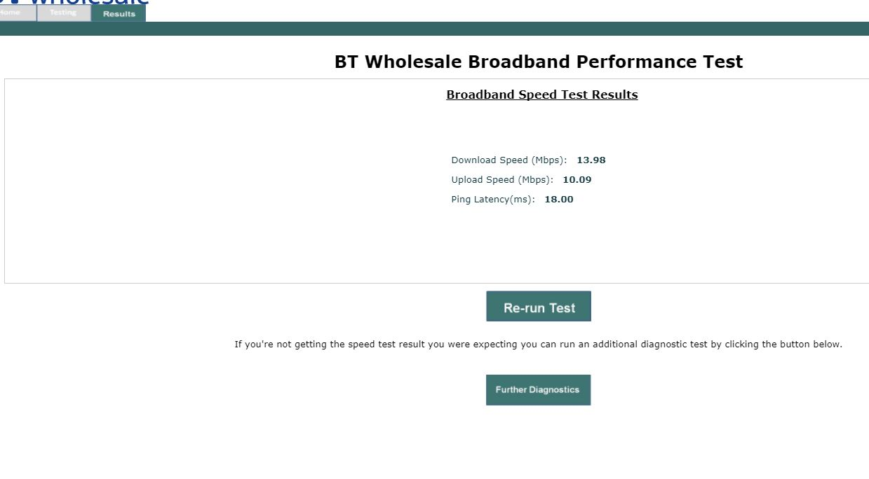 Bt Infinity 2 Getting Slower Btcare Community Forums