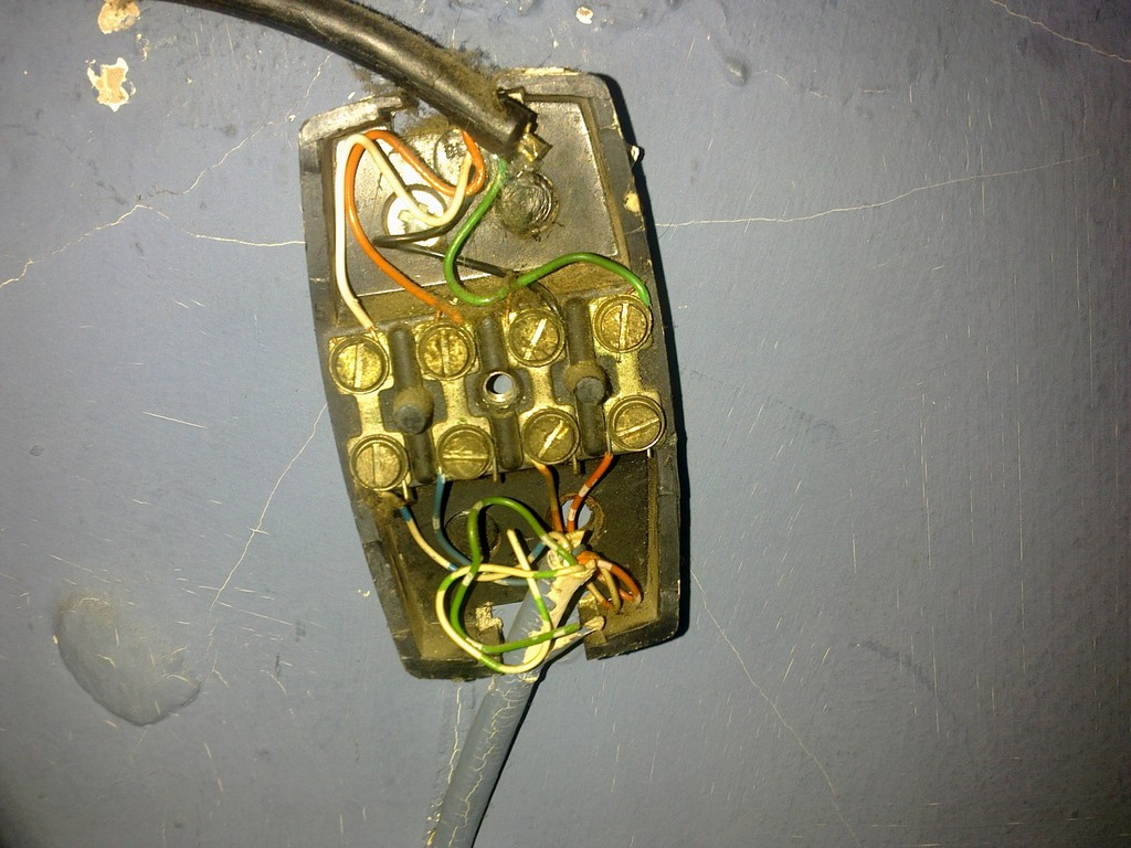 Beautiful Telephone Junction Box Wiring Diagram Photos - Everything ...