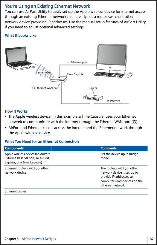 apple time capsule setup guide pdf