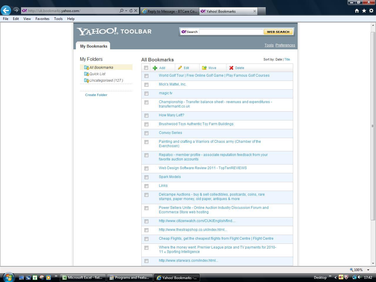 yahoo toolbar 8.3